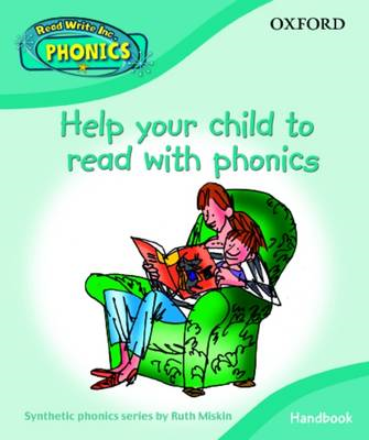 Read Write Inc. Phonics: Parent Handbook (BOK)