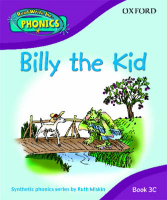 Read Write Inc. Home Phonics: Billy the Kid: Book 3c (BOK)