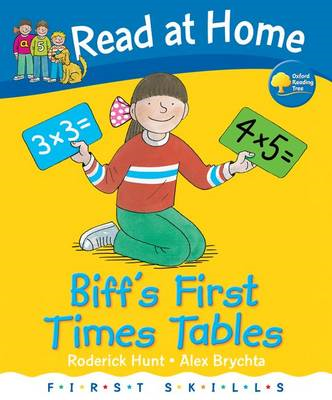 Read at Home: First Skills: Biff's First Times Tables (BOK)