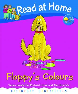 Read at Home: First Skills: Floppy's Colours (BOK)