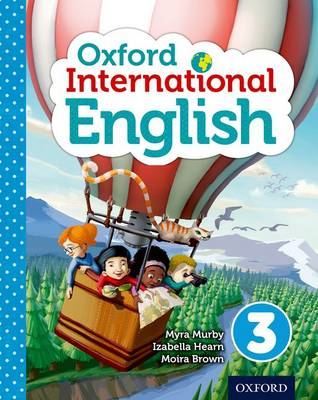 Oxford International Primary English Student Book 3 (BOK)