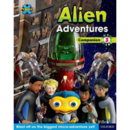 Project X Alien Adventures: Brown-grey Book Bands, Oxford Le (BOK)