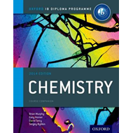 IB Chemistry Course Book: Oxford IB Diploma Programme (BOK)