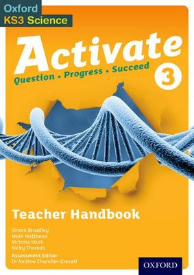 Activate 3: Teacher Handbook (BOK)