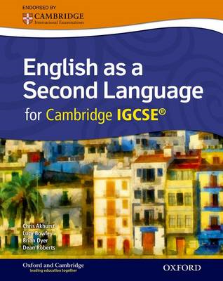 English as a Second Language for Cambridge IGCSE (BOK)