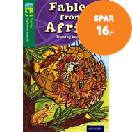 Produktbilde for Oxford Reading Tree TreeTops Myths and Legends: Level 12: Fables From Africa (BOK)
