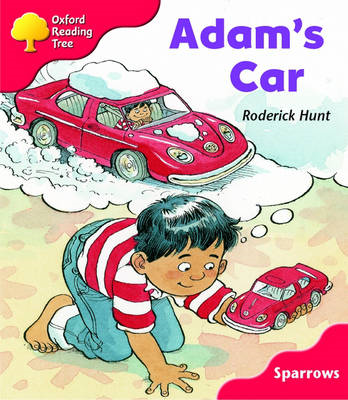 Oxford Reading Tree: Level 4: Sparrows: Adam's New Car (BOK)