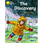 Oxford Reading Tree: Levels 6-10: Robins: the Discovery (Pack 3) (BOK)
