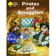 Oxford Reading Tree: Levels 8-11: Jackdaws Anthologies: Pack 3: Pirates and Smugglers (BOK)