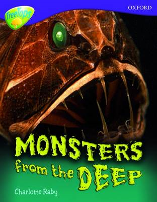 Oxford Reading Tree: Level 11a: Treetops More Non-Fiction: Monsters from the Deep (BOK)