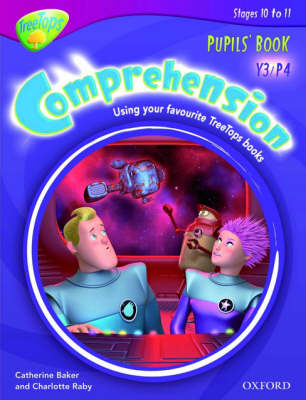 Oxford Reading Tree: Y3/P4: TreeTops Comprehension: Pupils' Book (BOK)