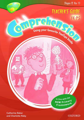 Oxford Reading Tree: Y4/P5: TreeTops Comprehension: Teacher's Guide (BOK)