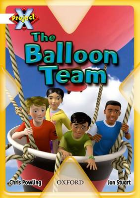Project X: Working as a Team: the Balloon Team (BOK)