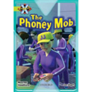 Project X: Masks and Disguises: the Phoney Mob (BOK)