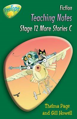 Oxford Reading Tree: Stage 12 Pack C: TreeTops Fiction: Teaching Notes: Stage 12 (BOK)