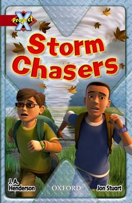 Project X: Y6 Red Band: Unexplained Cluster: Storm Chasers (BOK)