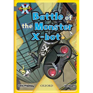 Project X: Grey: Behind the Scenes: Battle of the Monster X-Bot (BOK)