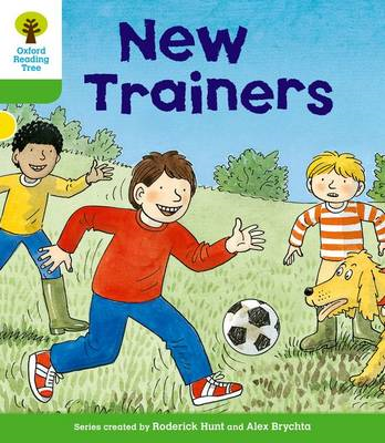 Oxford Reading Tree: Level 2: Stories: New Trainers (BOK)