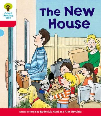 Oxford Reading Tree: Level 4: Stories: the New House (BOK)