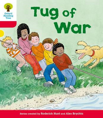 Oxford Reading Tree: Level 4: More Stories C: Tug of War (BOK)