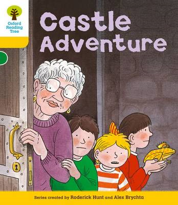 Oxford Reading Tree: Level 5: Stories: Castle Adventure (BOK)