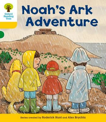 Oxford Reading Tree: Level 5: More Stories B: Noah's Ark Adventure (BOK)