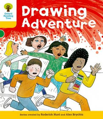 Oxford Reading Tree: Level 5: More Stories C: Drawing Adventure (BOK)