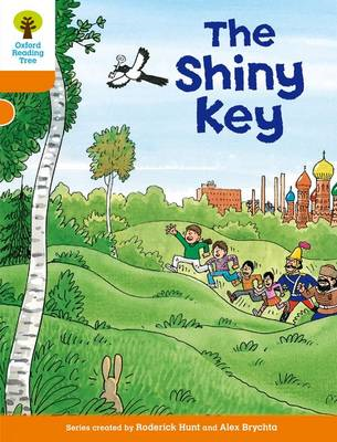 Oxford Reading Tree: Level 6: More Stories A: The Shiny Key (BOK)