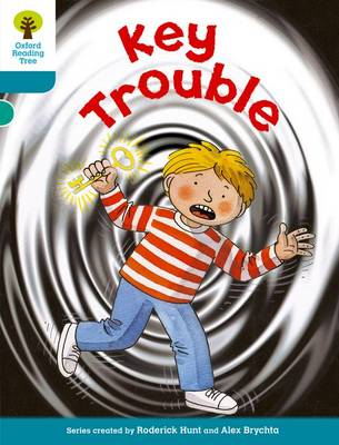 Oxford Reading Tree: Level 9: More Stories A: Key Trouble (BOK)