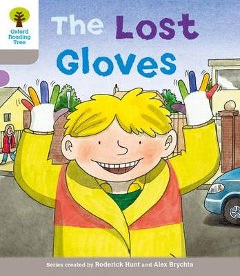 The Lost Gloves: Level 1 (BOK)