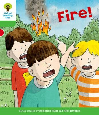 Stage 2: Decode and Develop: Fire! (BOK)