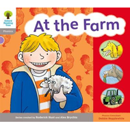 Oxford Reading Tree: Level 1: Floppy's Phonics: Sounds and Letters: at the Farm (BOK)