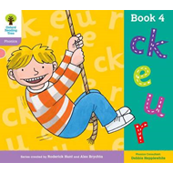 Oxford Reading Tree: Level 1+: Floppy's Phonics: Sounds and Letters: Book 4: Book 4 (BOK)
