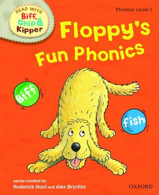 Oxford Reading Tree Read With Biff, Chip, and Kipper: Phonic (BOK)