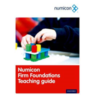 Numicon: Firm Foundations Teaching Guide (BOK)