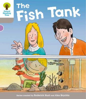 Oxford Reading Tree: Stage 1 More A Decode and Develop the Fish Tank (BOK)