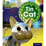 Project X: Alien Adventures: Pink: Tin Cat (BOK)