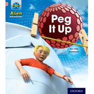 Project X: Alien Adventures: Pink: Peg It Up (BOK)