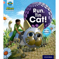 Project X: Alien Adventures: Pink: Run, Tin Cat (BOK)
