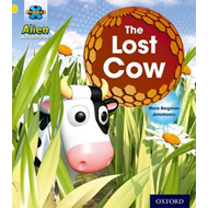 Project X: Alien Adventures: Yellow: The Lost Cow (BOK)