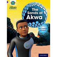 Project X: Alien Adventures: Purple: The Sands of Awka (BOK)