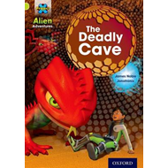 Project X: Alien Adventures: Lime: The Deadly Cave (BOK)