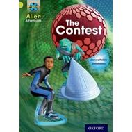 Project X: Alien Adventures: Lime: The Contest (BOK)
