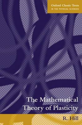 Mathematical Theory of Plasticity (BOK)
