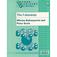 The F Elements (BOK)