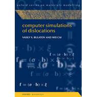 Computer Simulations of Dislocations (BOK)