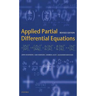 Applied Partial Differential Equations (BOK)