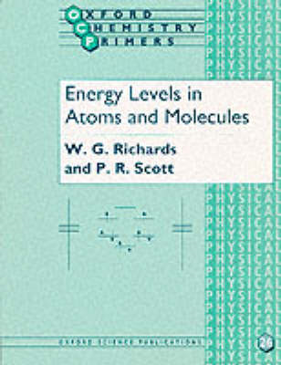 Energy Levels in Atoms and Molecules (BOK)
