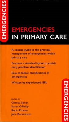 Emergencies in Primary Care (BOK)