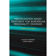 Mentalization-based Treatment for Borderline Personality Dis (BOK)